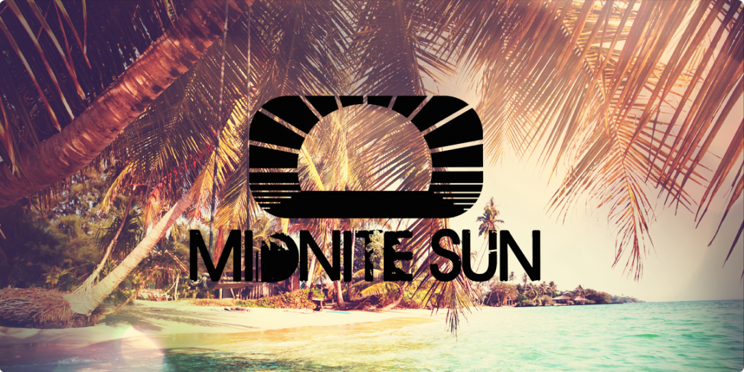 midnite sun tanning